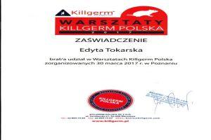 Warsztaty Killgerm Polska