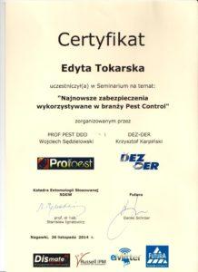 Najnowsze zabezpieczenia wykorzystywane w branży Pest Control