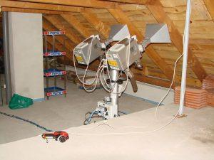 Dezynsekcja termiczna jako metoda zwalczania szkodników drewna